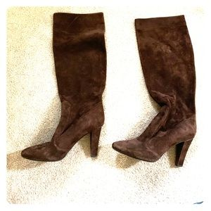 Jimmy Choo brown boots